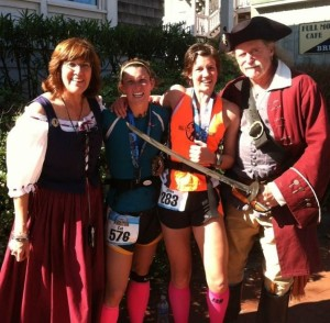 Pirates vs. Marathoners