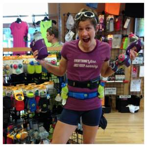 Just look at all these fast, fabulous hydration belt options!