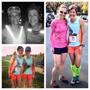 Feeling the Ragnar DC Oiselle love! (Photo Credit: StephD. and Michelle.)
