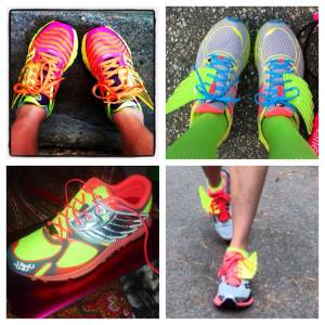 Shwings may or may not make you run faster, but they most definitely make your shoes look more awesome!