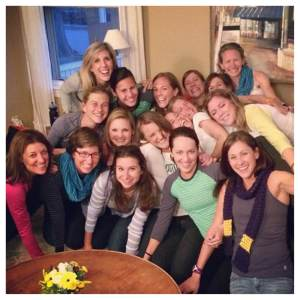 So much Oiselle love!