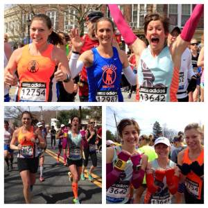 Some of the more fun running moments from Boston 2013.